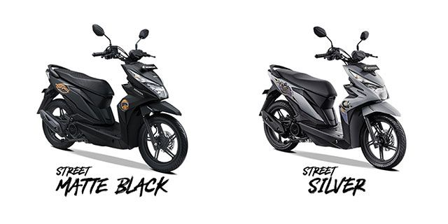 New Honda Beat Street eSP 2019
