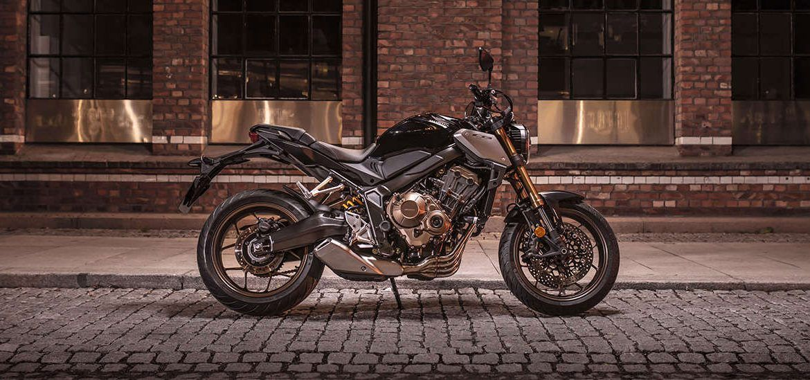 Honda CB650R Neo Sports Cafe 2019