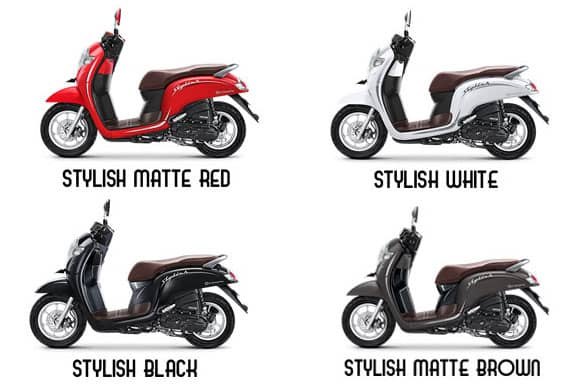 Honda Scoopy 2019 - Varian Stylish