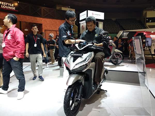 Honda Vario - IMOS 2018