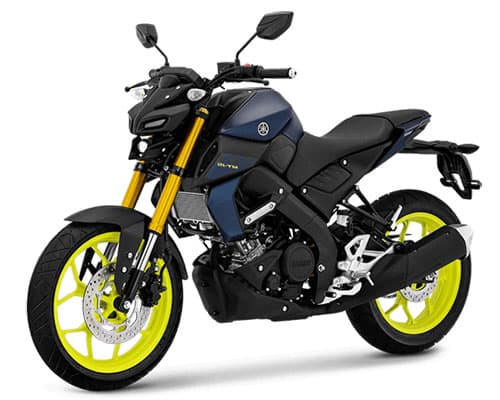 Yamaha MT-15 Matte Blue