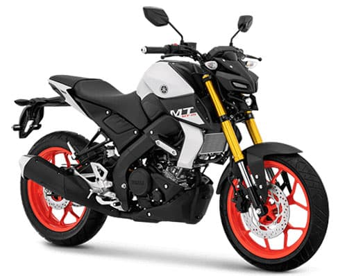 Yamaha MT-15 Matte Grey