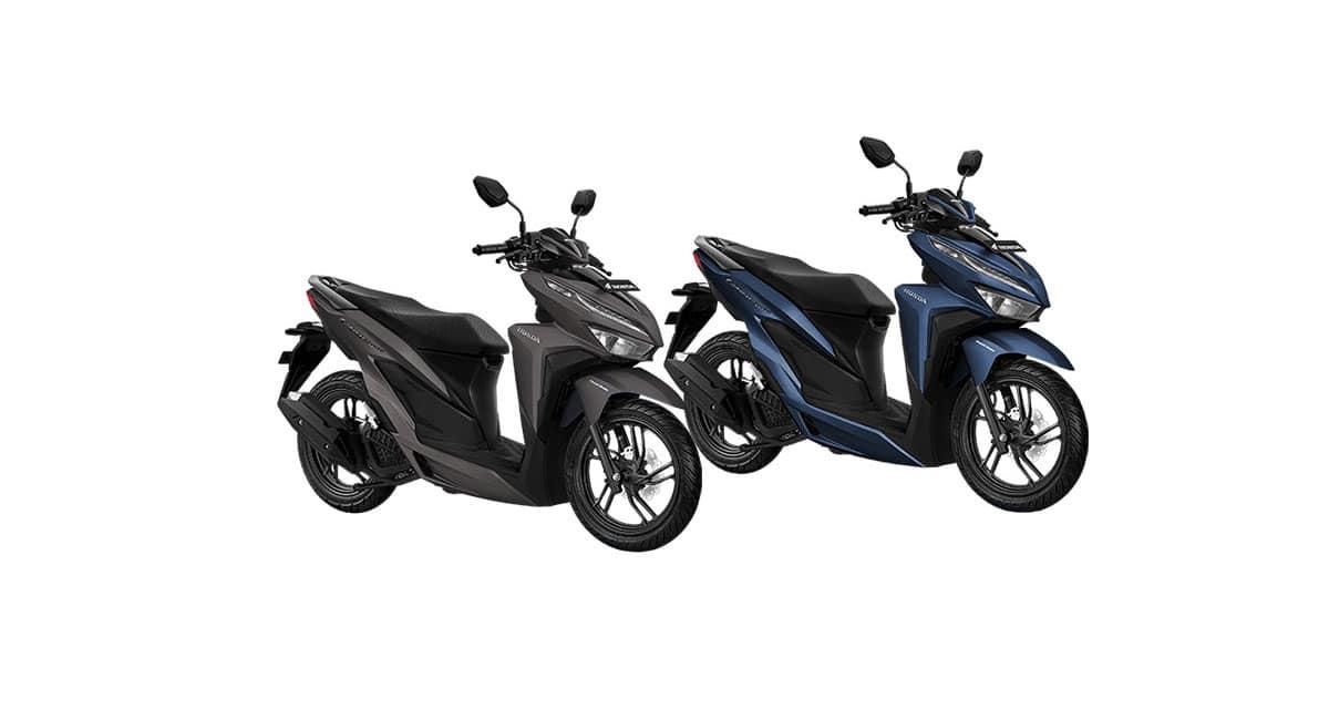 Honda Vario 2019 Hadir Dengan Warna Warna Matte Baru