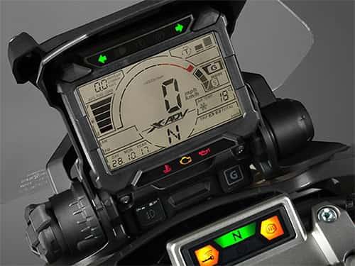 Panelmeter Honda X-ADV