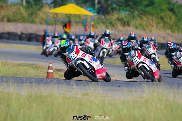 Thailand Talent Cup 2019