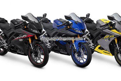 Yamaha R15 Warna Baru 2019