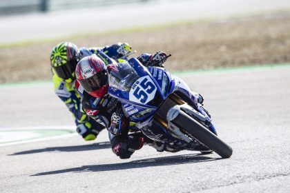 Galang Hendra - WSSP300 Imola Superpole