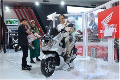 Honda PCX - Telkomsel IIMS 2019