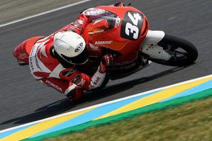 Mario Suryo Aji - Sirkuit Le Mans