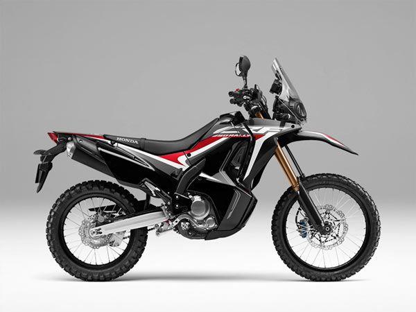 Honda CRF450-RALLY - Extreme Black 2019