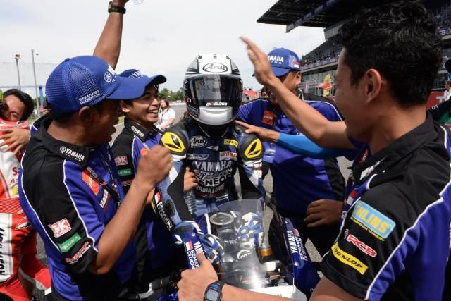 M. Faeroz - ARRC 2019 Thailand AP250