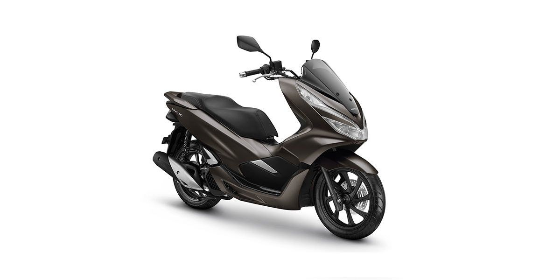 Honda \PCX 2019 - Magnificient Matte Brown