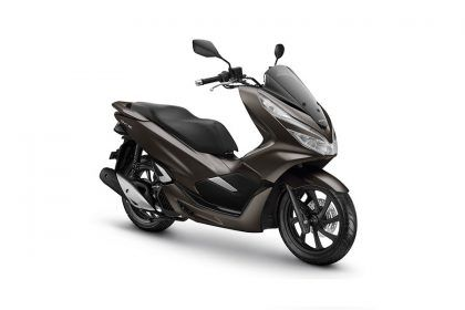 Honda \PCX 2019 - Magnificient Matte Brown