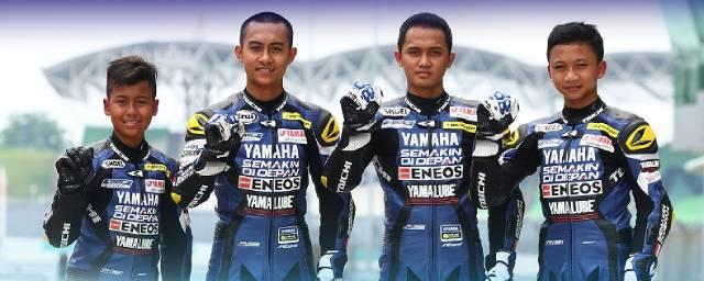Pebalap Yamaha - ARRC Thailand 2019