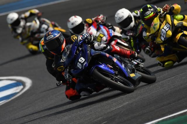 Wahyu Nugroho - YRI Rider ARRC 2019 Thailand UB150