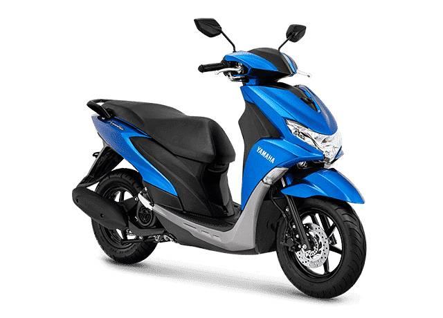 Yamaha FreeGo - Mettalic Blue