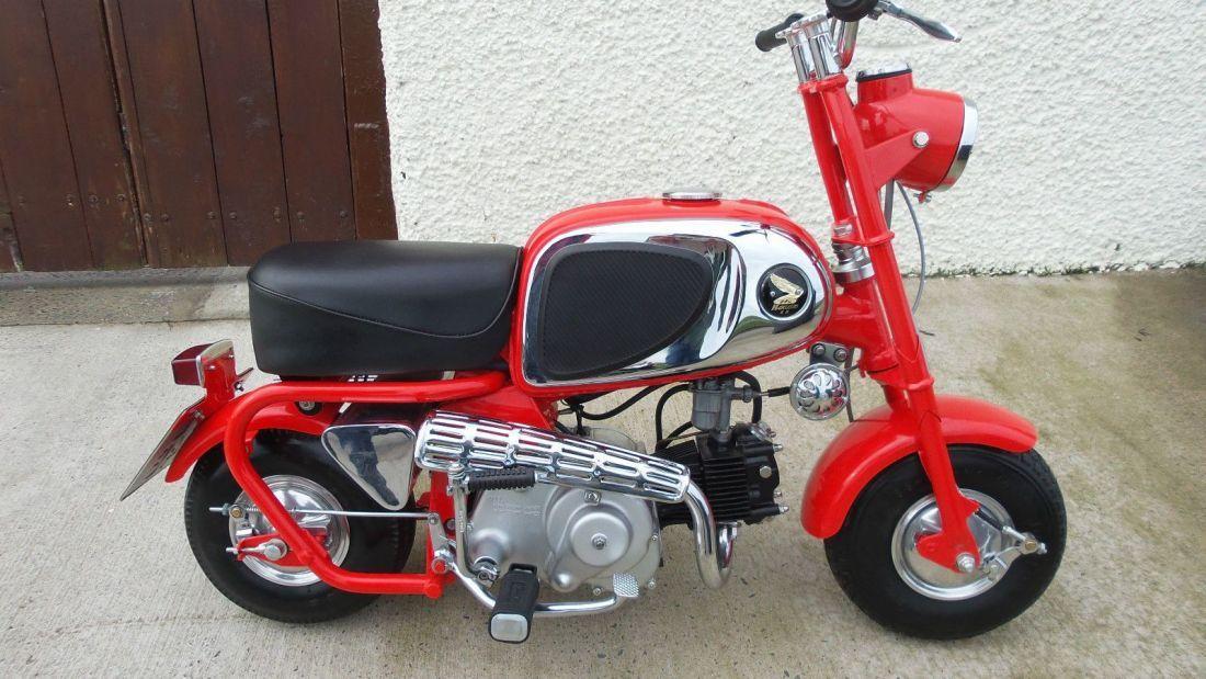 Honda Monkey CZ100