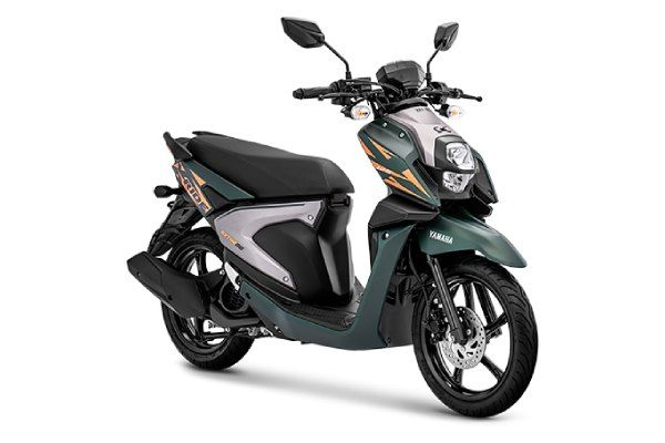 Yamaha X-Ride Extreme Green