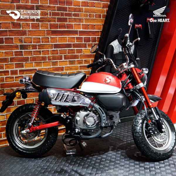 Honda Monkey di GIIAS 2019
