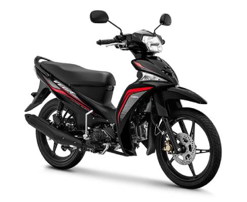Yamaha Vega Force 2019 - Metallic Black