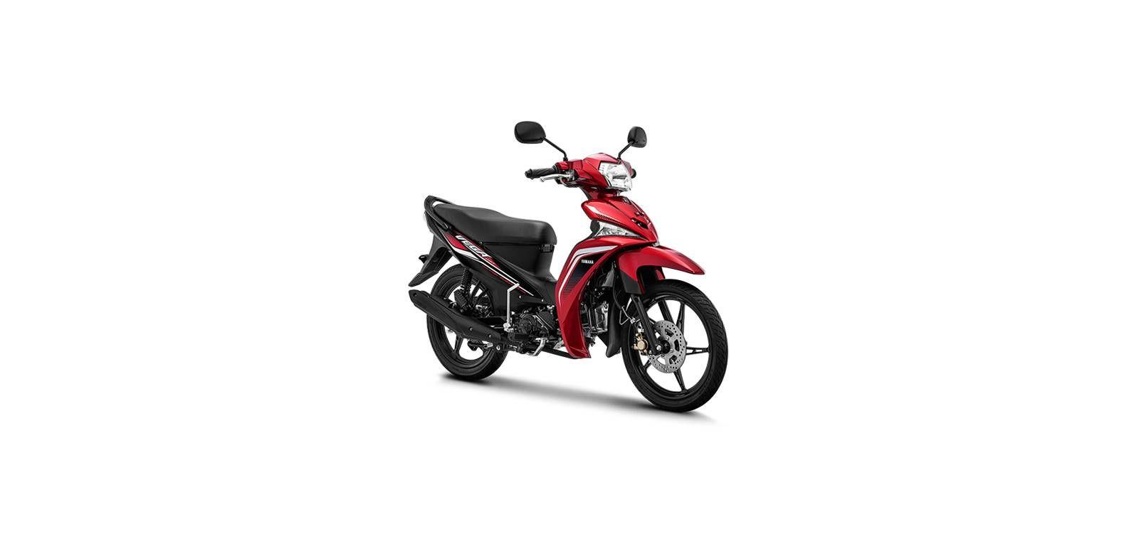 Ini Dia Warna-warna Metallic Baru Yamaha Vega Force
