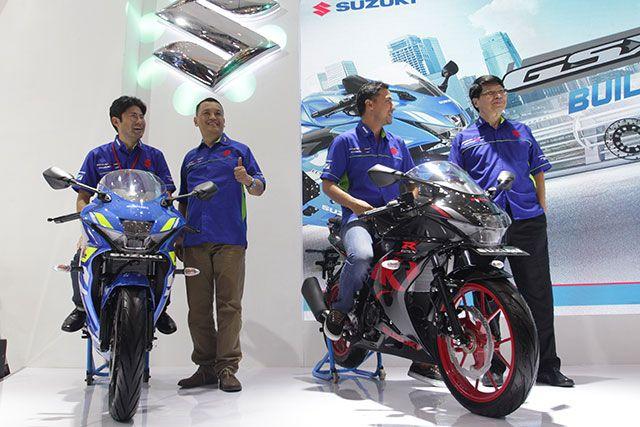 Peluncuran Suzuki GSX-R150 ABS